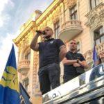 Одесский «Правый сектор» призвал очистить Украину от евреев