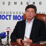 Мэр Новомосковска Литвищенко В. И., о проблеме с водой и ситуации в ЖКХ горда(ВИДЕО)