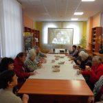 У Новомосковську ветерани зібрались на творчу зустріч