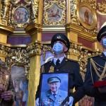 Вчера в Киеве прощались с ветераном СС Галичина